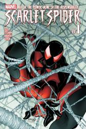 Scarlet Spider #1 