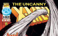 Uncanny X-Men (1963) #338 Cover