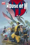 House of M (2005) #1 Cover Art