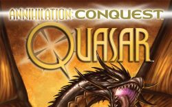 Annihilation Conquest: Quasar (2007) #4
