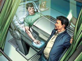Marvel AR: Iron Man #18 Cover Recap