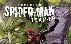 cover from Superior Spider-Man Team-Up (2013) #10