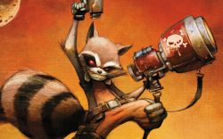 Rocket Raccoon's Rowdiest Battles