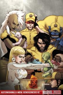 Astonishing X-Men: Xenogenesis (2010) #2