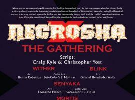 X Necrosha: The Gathering One-Shot (2009) #1