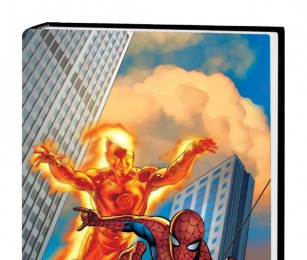 SPIDER-MAN: SPIDER-MAN AND THE HUMAN TORCH