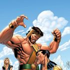 INCREDIBLE HERCULES #122