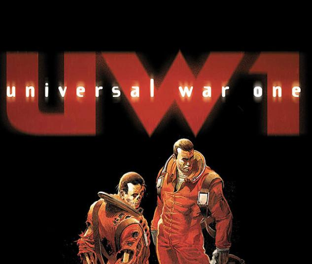 UNIVERSAL WAR ONE #3