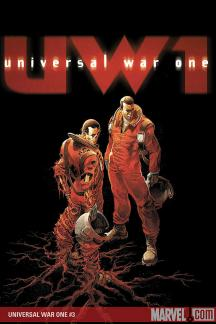 Universal War One (2008) #3