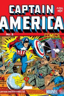 Captain America Comics (1941) #2