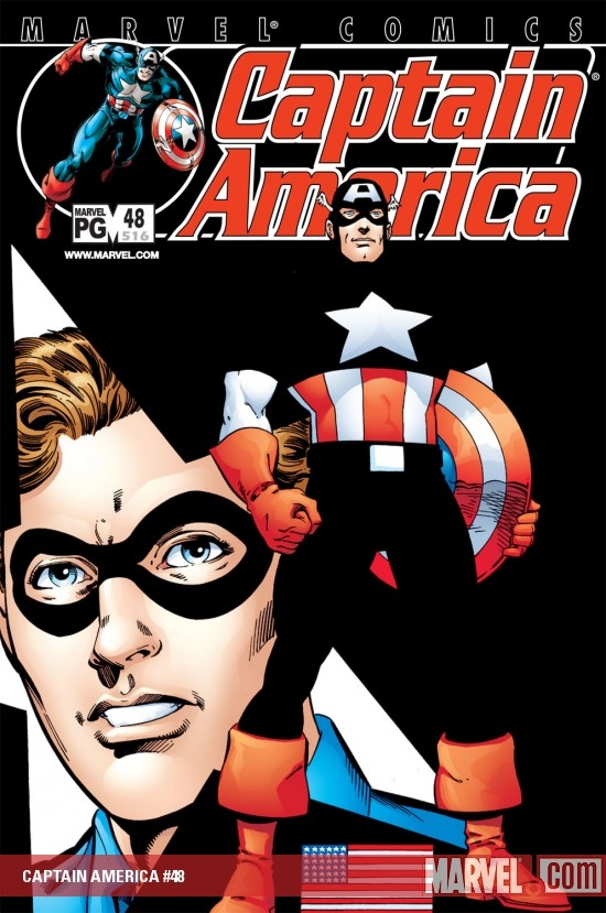 CAPTAIN AMERICA #48