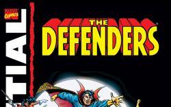 ESSENTIAL DEFENDERS VOL. 3 #0