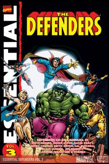 Essential Defenders Vol. 3 (Trade Paperback)
