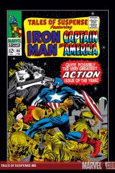 Tales of Suspense #86