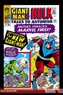 Tales to Astonish (1959) #65