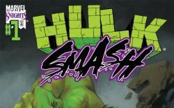 Hulk Smash #1