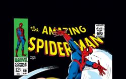 AMAZING SPIDER-MAN #60 COVER
