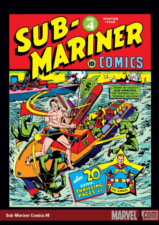 Sub-Mariner Comics #4