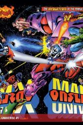 Onslaught: Marvel Universe #1