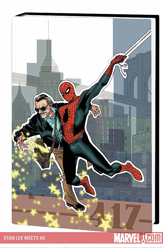 Stan Lee Meets... (Hardcover)