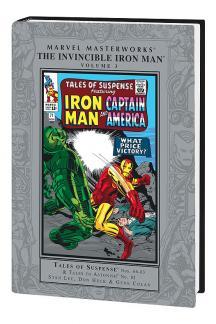 Marvel Masterworks: The Invincible Iron Man Vol. 3 (Hardcover)