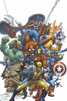 Marvel Team-Up (2004) #1