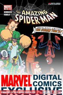 Amazing Spider-Man Digital #16