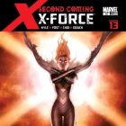 X-FORCE #28 cover by Adi Granov
