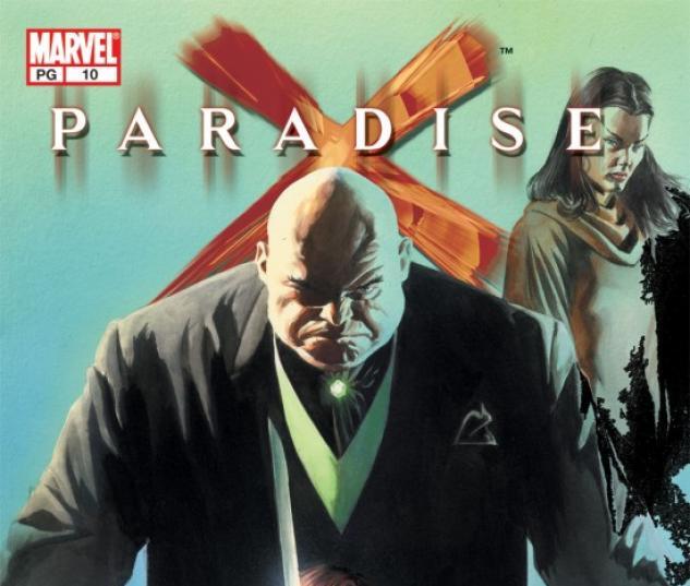 Paradise X #10