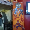 At the Super Hero Squad Online event at Isotope Comics