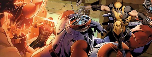 Sneak Peek: X-Men: Schism #1