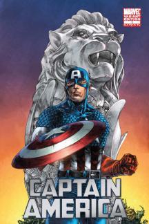 Captain America #1  (Singapore Variant)