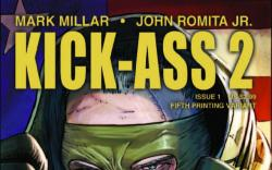 KICK-ASS 2 1 5TH PRINTING VARIANT
