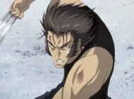 Wolverine Anime Episode 10 - Clip 1
