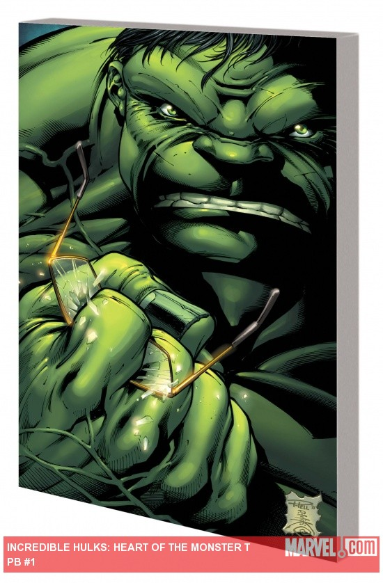 INCREDIBLE HULKS: HEART OF THE MONSTER TPB