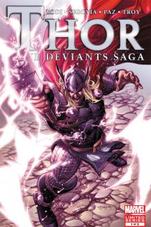 Thor: The Deviants Saga (2011) #1