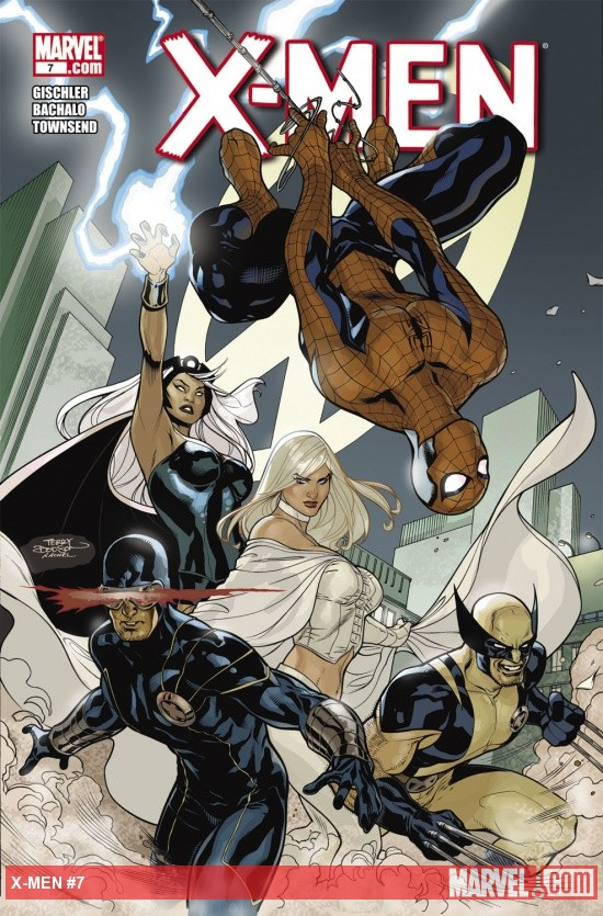 X-Men (2010) #7