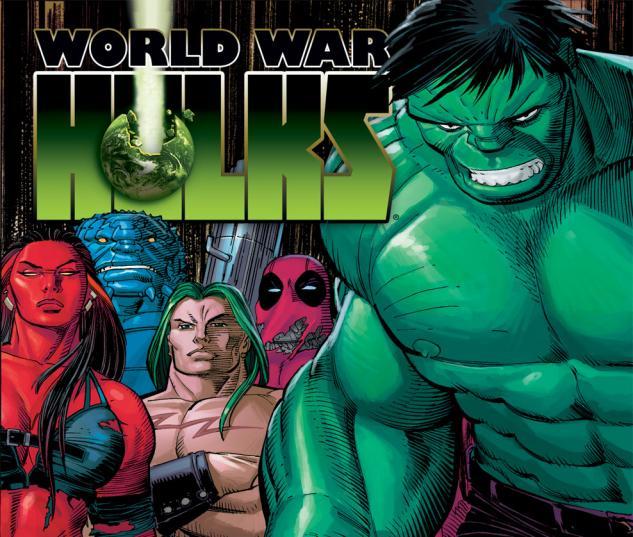 World War Hulks (2010) #1