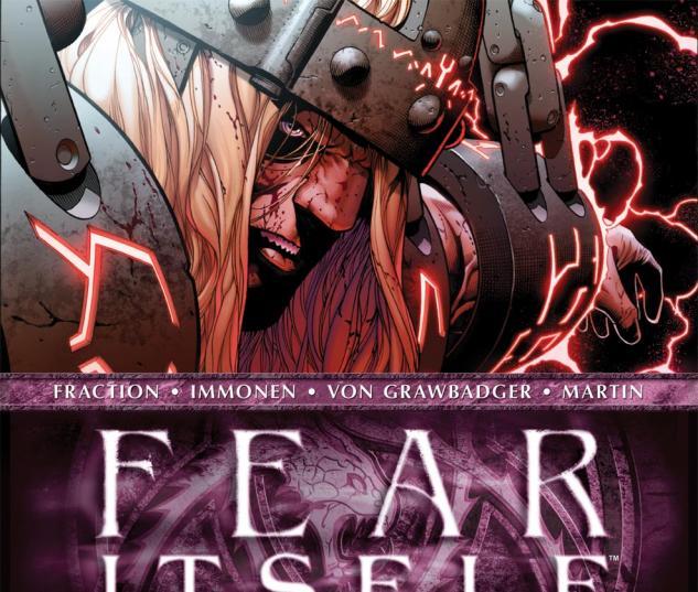 Fear Itself (2010) #2