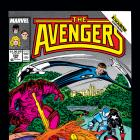Avengers (1963) #299 Cover