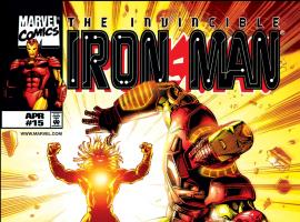 Iron Man (1998) #15 Cover