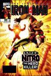 Iron Man (1998) #15 Cover