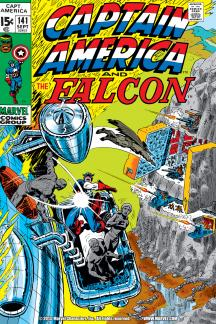 Captain America (1968) #141