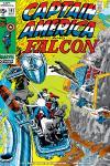 Captain America (1968) #141 Cover