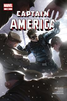 Captain America (2004) #618