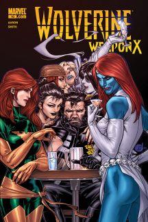 Wolverine Weapon X (2009) #10