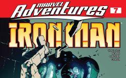 Marvel Adventures Iron Man (2007) #7