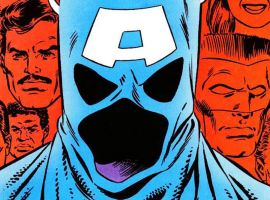 Follow the History of Captain America Pt. 21