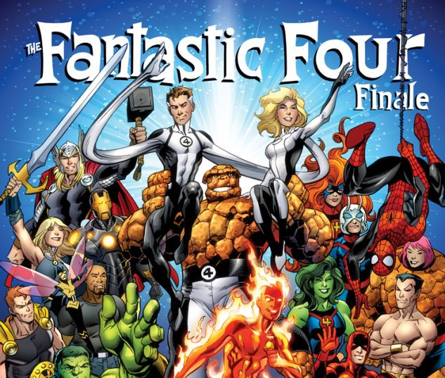 FANTASTIC FOUR 16 (WITH DIGITAL CODE)