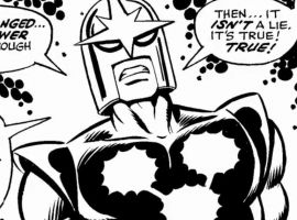 Marvel AR: Richard Rider Flashback